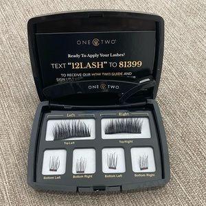 One Two Lash extra bold magnetic eyelashes